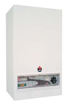 E-Tech W 09 monofásica de 4,2 / 8,4 Kw.Caldera mural eléctrica para calefacción .Producción de agua caliente sanitaria opcional. (caldera eléctrica )