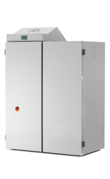 EDILKAMIN MAXIMA 24 Kw (caldera para biomasa de pellets)