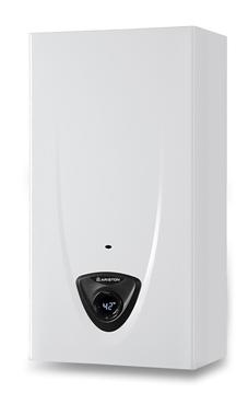 ARISTON FAST EVO 11 ONT C GN calentador atmosférico de gas natural atmosférico termostático de 11 litros/min. (calentador gas natural atmosférico)
