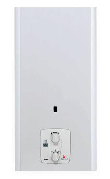 SAUNIER-DUVAL Opalia C 11 E (calentador gas natural atmosférico)