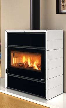 NORDICA-EXTRAFLAME FLY IDRO D.S.A. 15,4 Kw blanca-infinity
